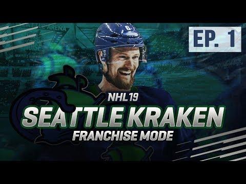 NHL 19: EXPANSION FRANCHISE - SEATTLE KRAKEN SEASON 1
