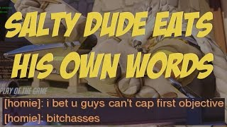 overwatch dealing with toxic players padraig plays