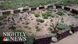 Four Years Later: New Memorial To 19 Firefighters Killed In Yarnell Fire | NBC Nightly News