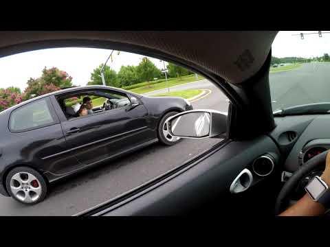 Nisssan 350z vs Volkswagen Golf GTI