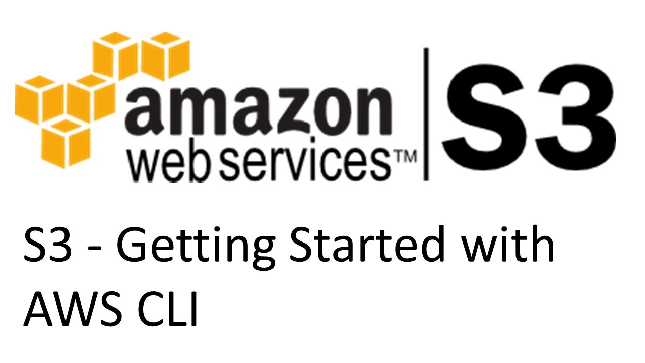 Getting Started with AWS S3 CLI
