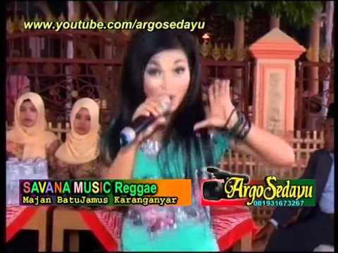Campursari SAVANA Reggae, Bidadari Kesleo by Atin Savana