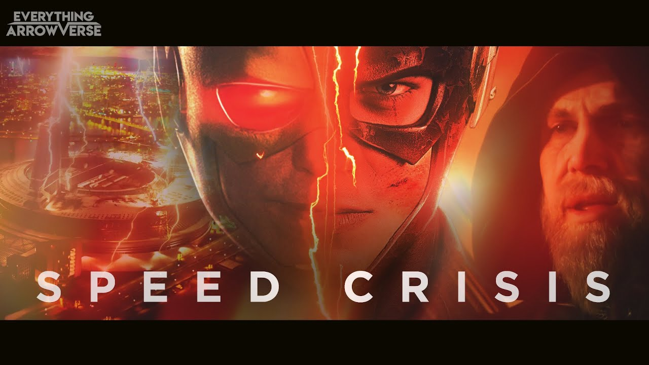 Download The Flash: Speed Crisis (Fan Trailer)