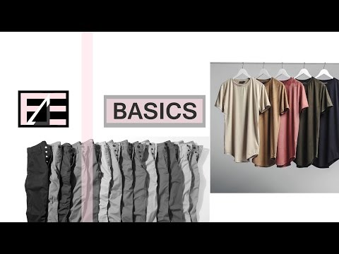 How to Style Basics and Essentials