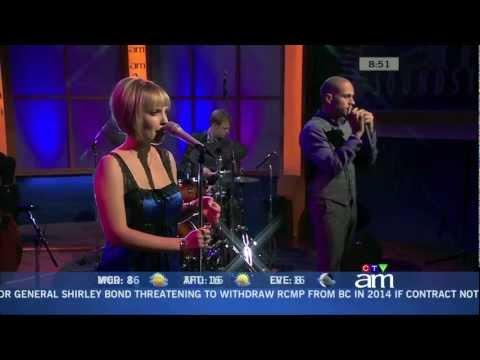 Sophie Milman - No More Blues - Canada AM - Sep 28 2011 (Live)