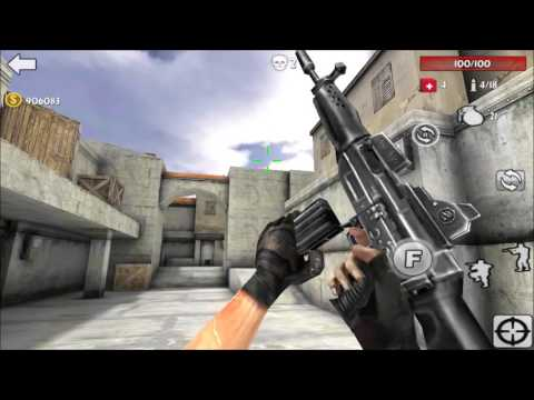 Gun Strike 3D (v1.0.3) Android All Weapons Hack (Unlimited Coins)