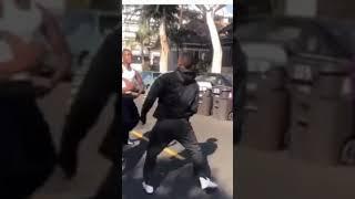 LA GANG WARS   INSANE VS 80'S CRIPS   ( #WORLDSTARHIPHOP )
