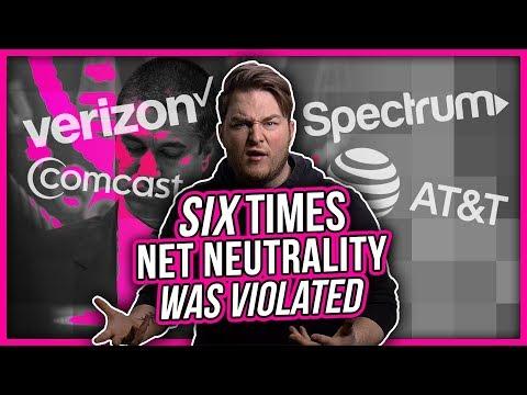 "The Internet Was NOT ""Fine"" Before Net Neutrality."