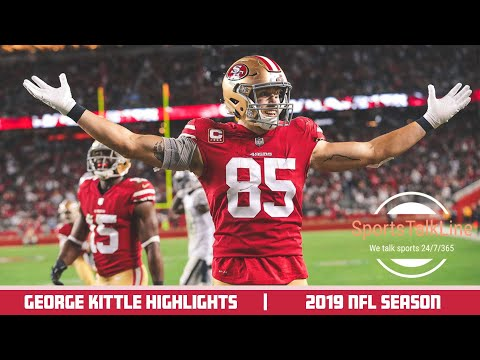 49ers TE George Kittle Highlights | NFL 2019 Season