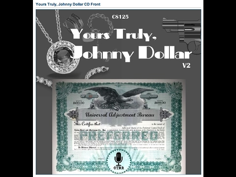 Yours Truly, Johnny Dollar - 500210 035 The S.S. Malay Trader Ship