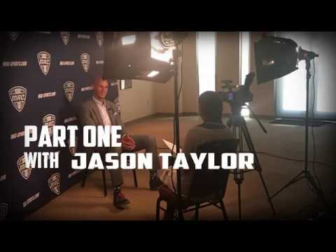 Part One: Jason Taylor Exclusive MAC Interview