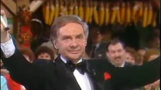 Harald Juhnke Untern Linden 1989