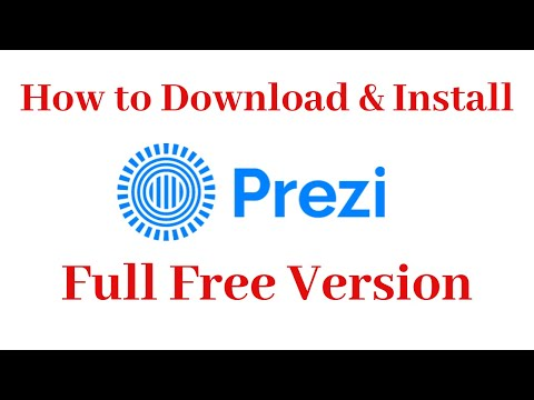 Prezi Software Download & Install Full Free Version In 2019    By LEARN WITH SUMON