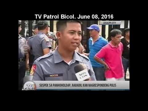 LBC Albay Alleged Holdup Shootout Incident June 8, 2016