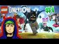 LEGO Dimensions (Прохождение) Часть 1