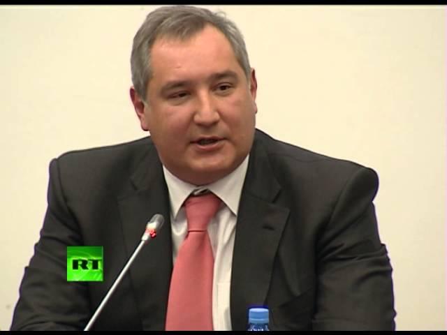 """Рогозин: Мы - """"плохие парни"""" и не верим НАТО"""