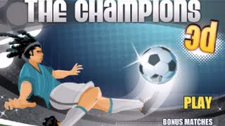 The Champions 3D (FIFA alternative)