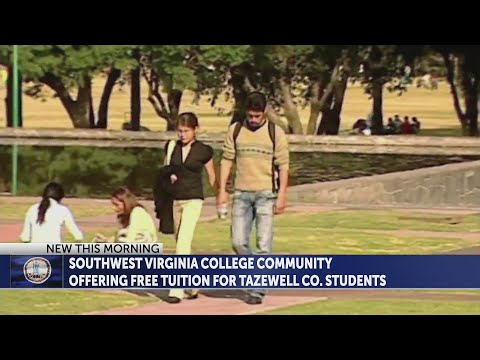 Southwest Virginia Community College offering free tuition for Tazewell Co. students