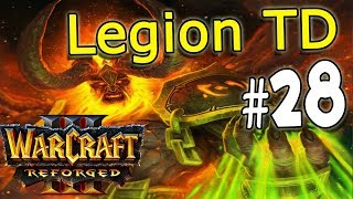 Warcraft Reforged Legion TD #28