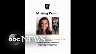 Missing college student found dead