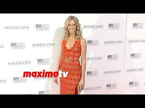 Katrina Begin  AMERICONS Los Angeles Premiere  Red Carpet