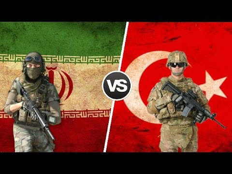 IRAN VS TURKEY - Military Power Comparison 2017