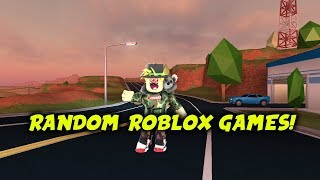 RANDOM ROBLOX GAMES WITH FANS! | please subscrieb i hav no frien