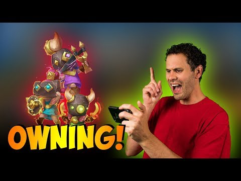 ROWDY RASCALS Owning It UP In Guild Wars! Castle Clash