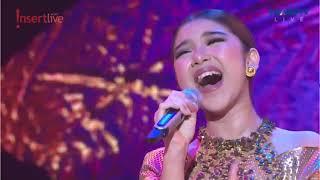 Tiara Andini - Maafkan Aku #TerlanjurMencinta (Live Perform at 17th Insert Anniversary)