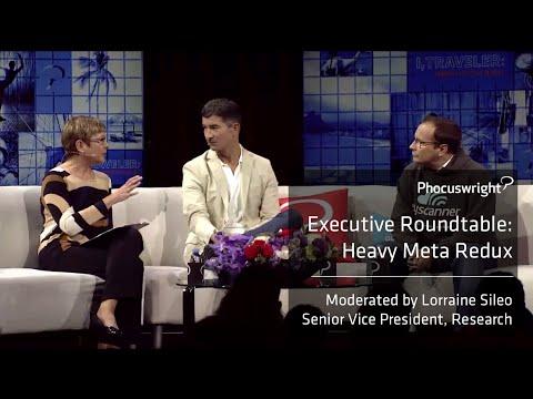 Phocuswright Executive Interview/Roundtable: Heavy Meta Redux