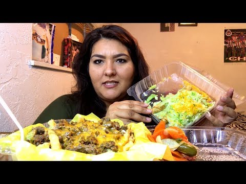 CARNE ASADA FRIES ] + STORY TIME + PICTURES!! HOW I TOLD CESAR I WAS PREGNANT !