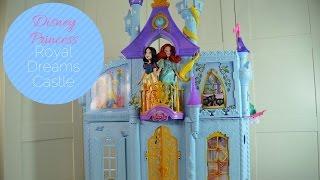 New!  Disney Princess Royal Dreams Castle 2016