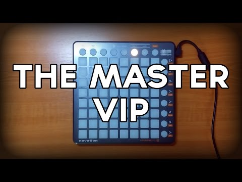 Spag Heddy - The Master VIP | Launchpad Cover + Project File