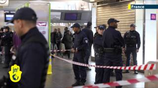 French Soldier Stabbed In Paris: Terror Probe Launched Following Knife Attack On Patrolling Soldier