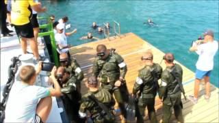 Морской спецназ