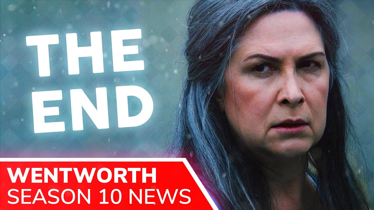 Download WENTWORTH Season 10 NOT Happening As Hit Prison Drama Ends After Nine Seasons