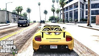 GTA 5 REAL LIFE MOD #692 - RED CARPET!!!(GTA 5 REAL LIFE MODS)