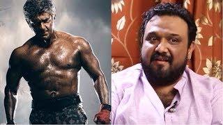Ajith Sixpack Is CG? Director Siva Bold Answer | Vivegam