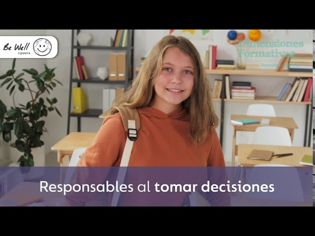 Global Be Well Day 2020: Dimensiones Formativas