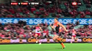 Shaw's horror injury - AFL
