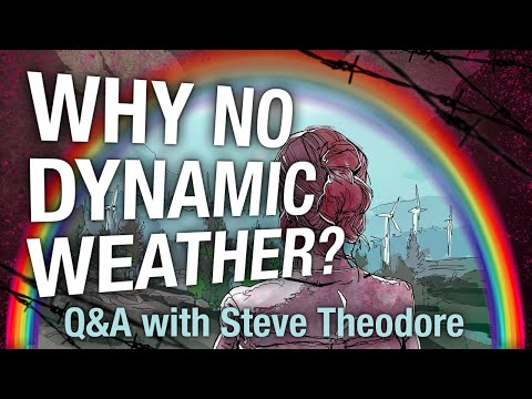 Technical Art Director Steve Theodore answers the tough questions!