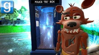 FOXY TRAVELS THROUGH TIME | Gmod Role-Play