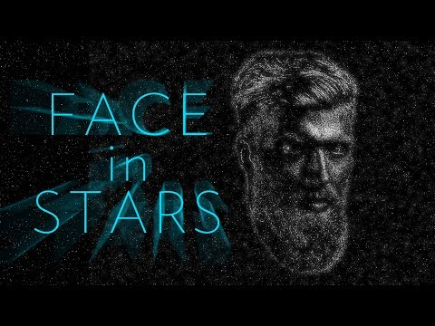 Photoshop: How To Create A Face Made Of Stars In Space!
