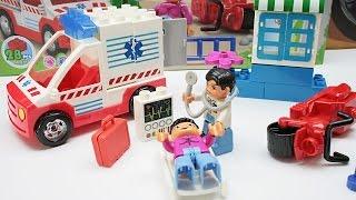 Интересные игрушки для детей Конструктор (LEGO Duplo) Лего Дупло: Скорая помощь(Интересные игрушки для детей Конструктор (LEGO Duplo) Лего Дупло: Скорая помощь http://youtu.be/WrYJJdudrMU., 2015-03-29T13:52:35.000Z)