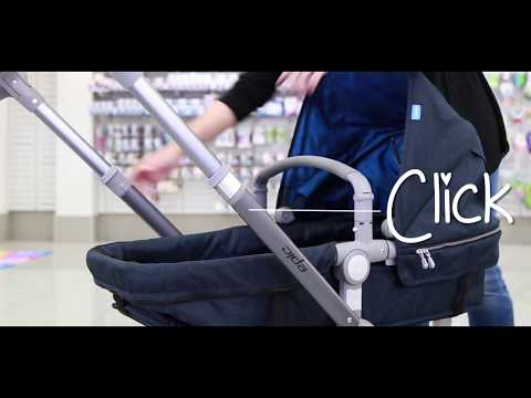 Coche Travel System Epic Infanti