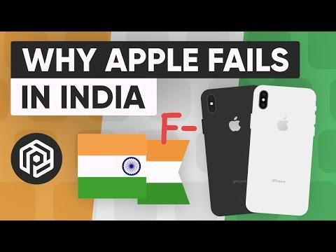 Why Apple Fails