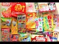 TRYING JAPANESE CANDIES WITH UNSPEAKABLEGAMING & MOOSECRAFT!