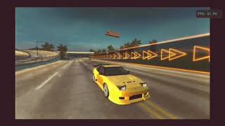 NFS Undercover (Wii) Gameplay