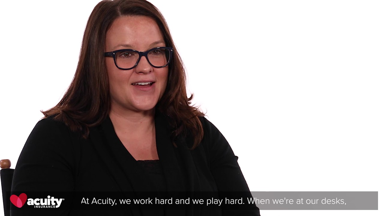 Acuity Day In The Life Commercial Underwriting Youtube