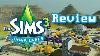 LGR - The Sims 3 Lunar Lakes Review